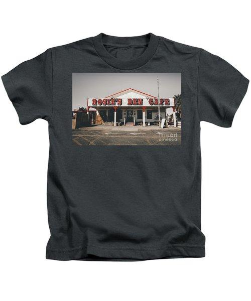 Rosies Den Cafe   Kids T-Shirt