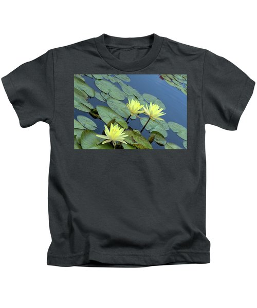 3 Yellow Kids T-Shirt