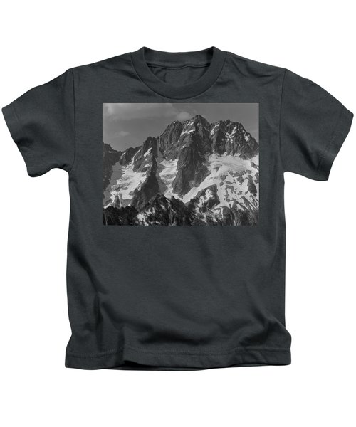 304630 Bw North Face Mt. Stuart Kids T-Shirt