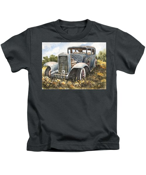 32 Buick Kids T-Shirt