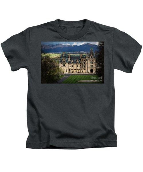 Biltmore Estate Kids T-Shirt