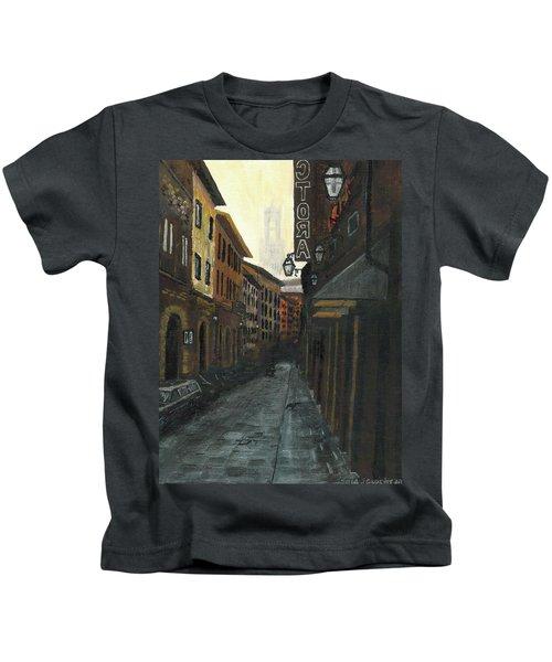 4 Borgio Dei Greci Kids T-Shirt