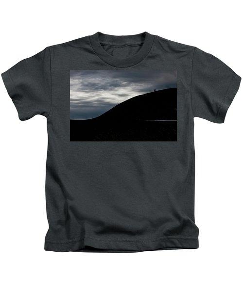 Etna, The Volcano Kids T-Shirt