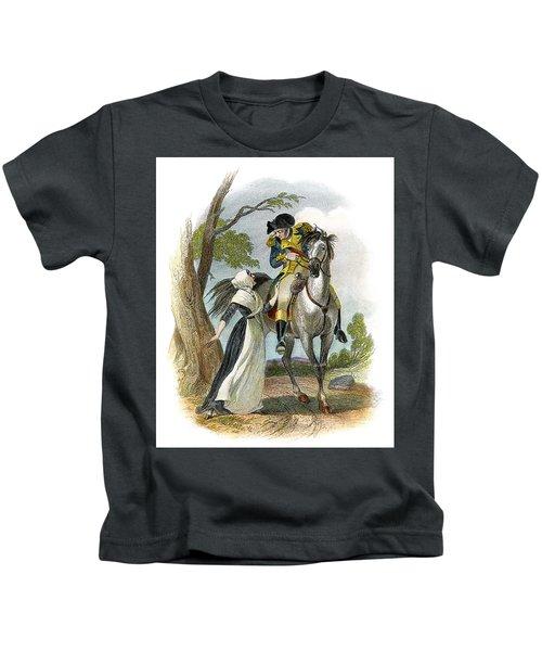 Lydia Darrah, 1777 Kids T-Shirt