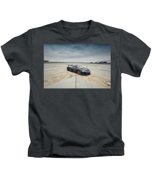 #mclaren #mso #p1 Kids T-Shirt