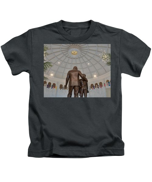 Milton Hershey And The Boy Kids T-Shirt