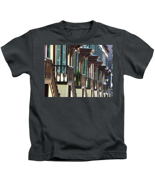 Sylvan Terrace Kids T-Shirt