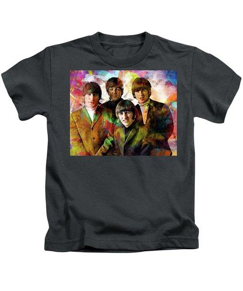 The Beatles. Kids T-Shirt