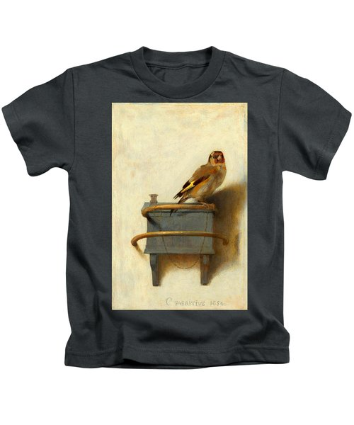 The Goldfinch Kids T-Shirt