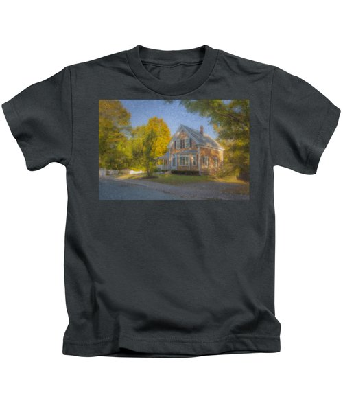 59 Williams Street Easton Ma Kids T-Shirt