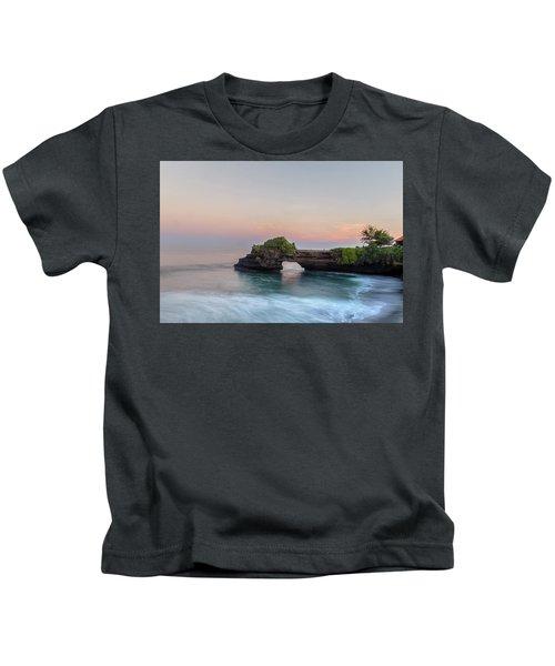 Tanah Lot - Bali Kids T-Shirt