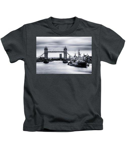 Tower Bridge - London Kids T-Shirt