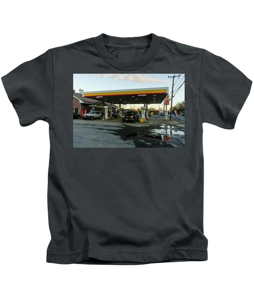 6a Station. Kids T-Shirt