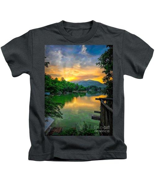Lake Lure Kids T-Shirt