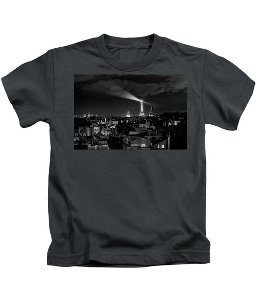 Paris Kids T-Shirt