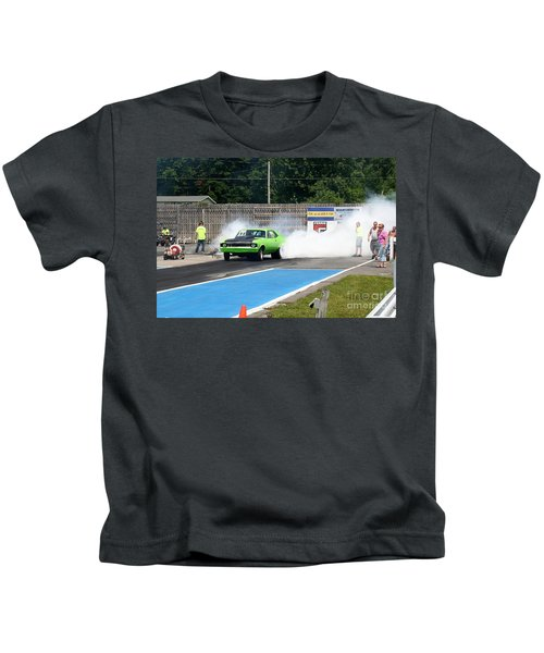 8840 06-15-2015 Esta Safety Park Kids T-Shirt
