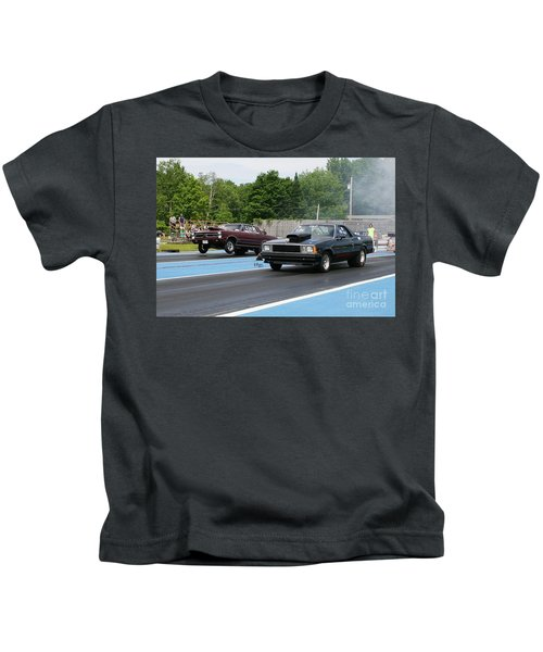 8849 06-15-2015 Esta Safety Park Kids T-Shirt