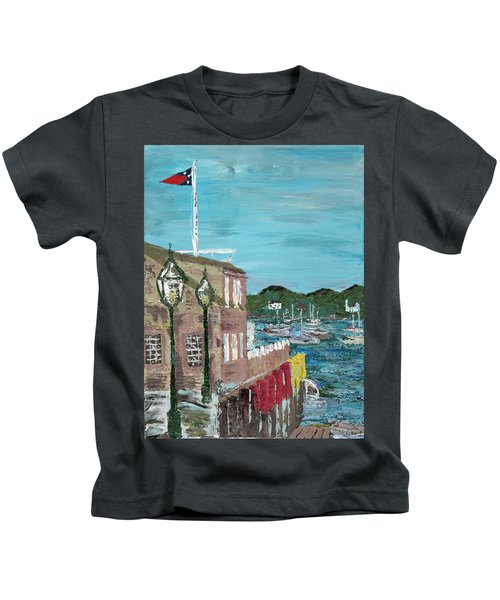 A Cape Cod Dream Kids T-Shirt