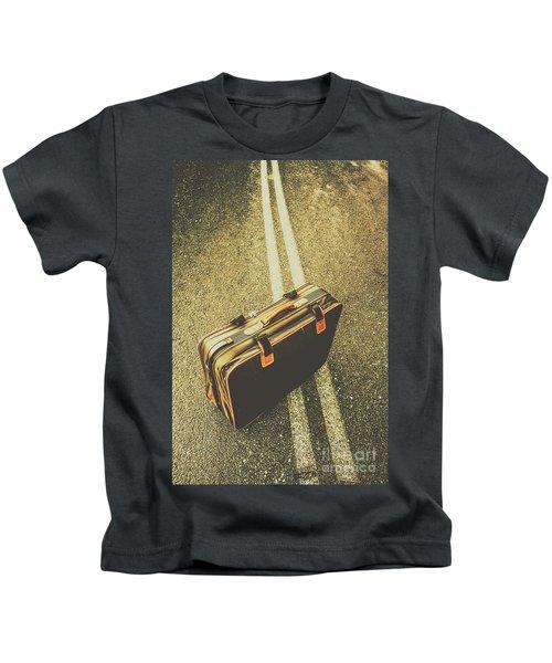 A Case For Adventure Kids T-Shirt
