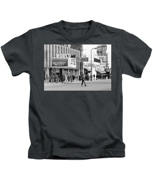 A Clockwork Orange At The World Theater Kids T-Shirt