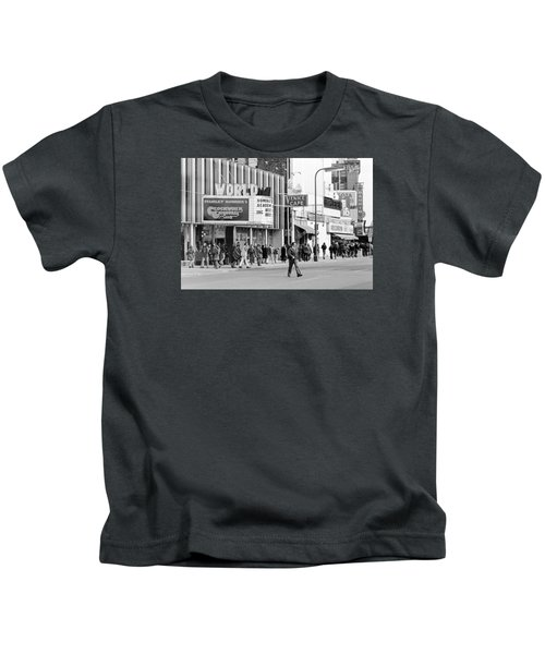 A Clockwork Orange At The World Theater Kids T-Shirt
