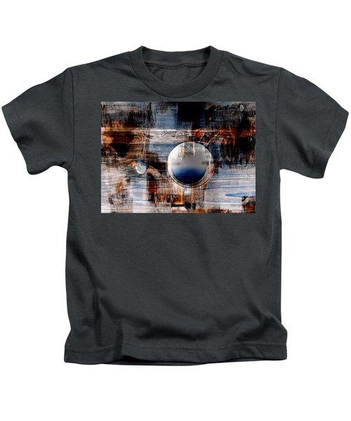 A Cloud Kids T-Shirt