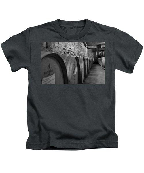 A Cool Dry Cellar Kids T-Shirt