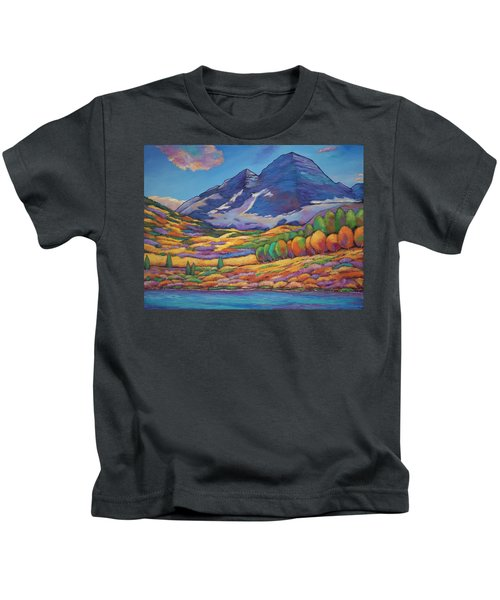 A Day In The Aspens Kids T-Shirt