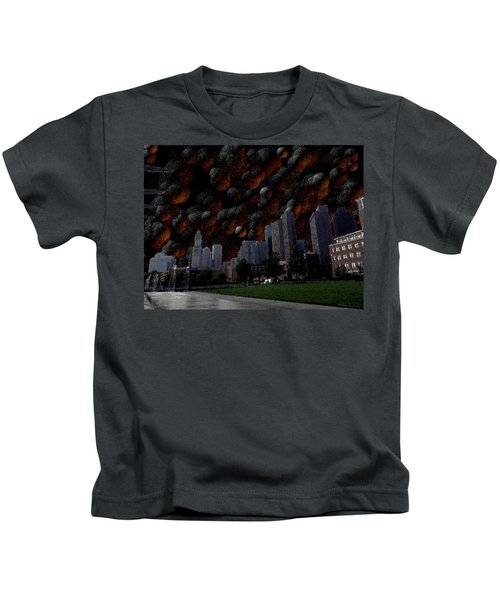 A Dimension Of Boston Rarely Seen Kids T-Shirt