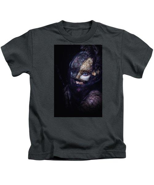 A Little Lace Kids T-Shirt