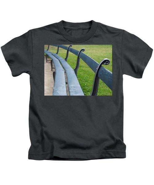 A Long Sit Down Kids T-Shirt