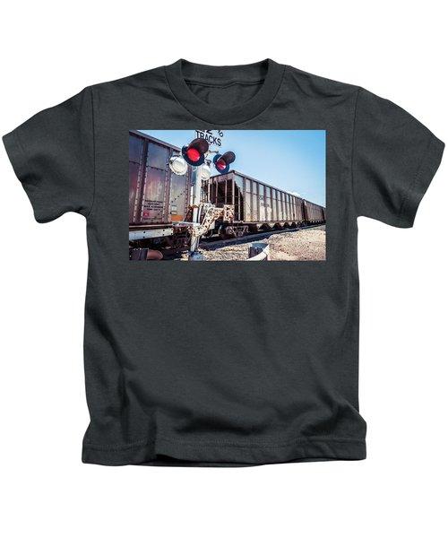 A Long Wait Kids T-Shirt