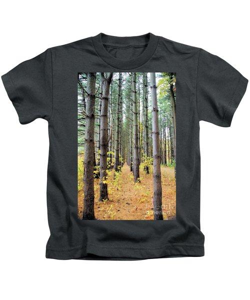 A Pines Army Kids T-Shirt