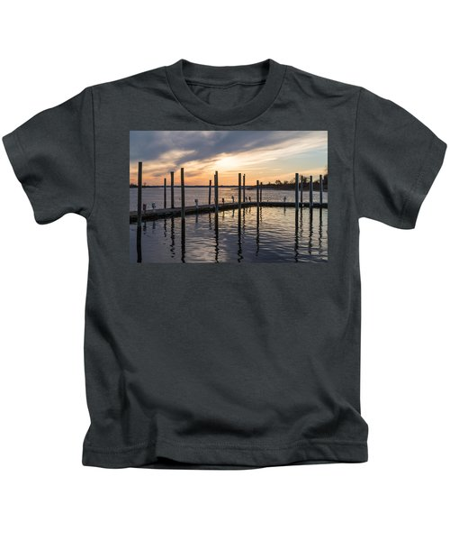 A Place On The River Kids T-Shirt