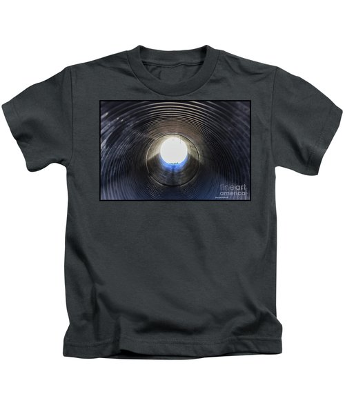 A Portal Of Light Kids T-Shirt
