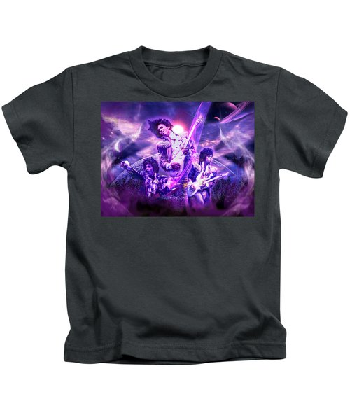 A Prince For The Heavens  Kids T-Shirt