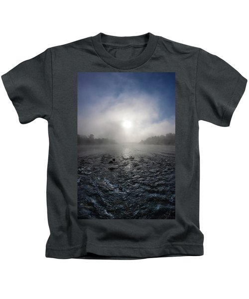 A Rushing River Kids T-Shirt