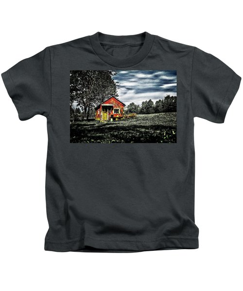 A Ruskin Shed Kids T-Shirt