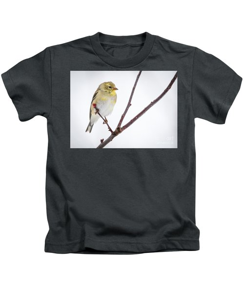 A Sign Of Spring Kids T-Shirt
