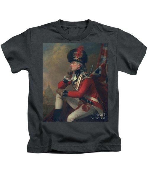 A Soldier Called Major John Andre Kids T-Shirt