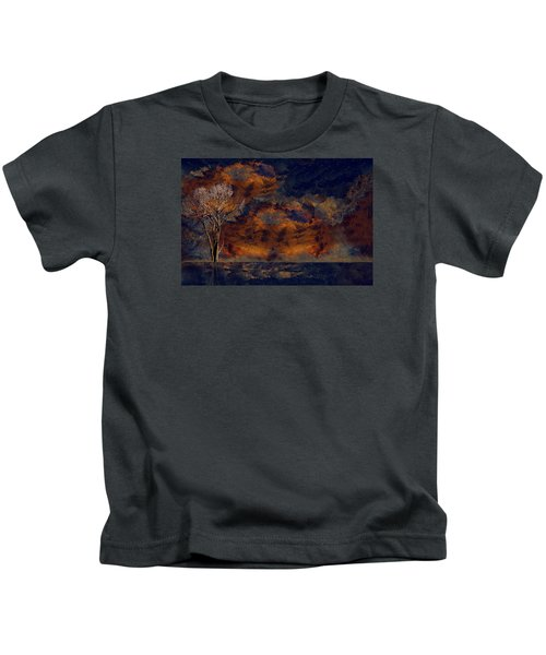 A Splash Of Serene Kids T-Shirt