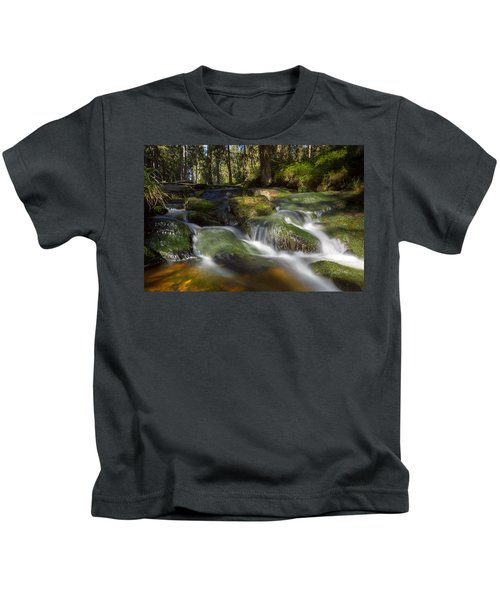 A Touch Of Light Kids T-Shirt