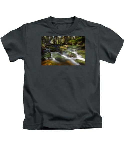 A Touch Of Light Kids T-Shirt