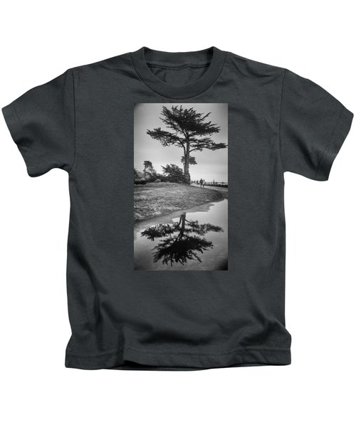 A Tree Stands Tall Kids T-Shirt
