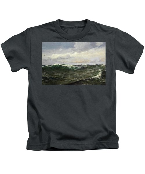 A Waste Of Waters Kids T-Shirt
