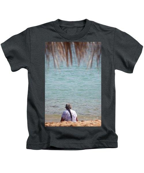 A Window With A View Kids T-Shirt