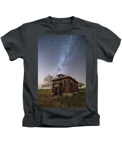 Abandoned Bricks  Kids T-Shirt