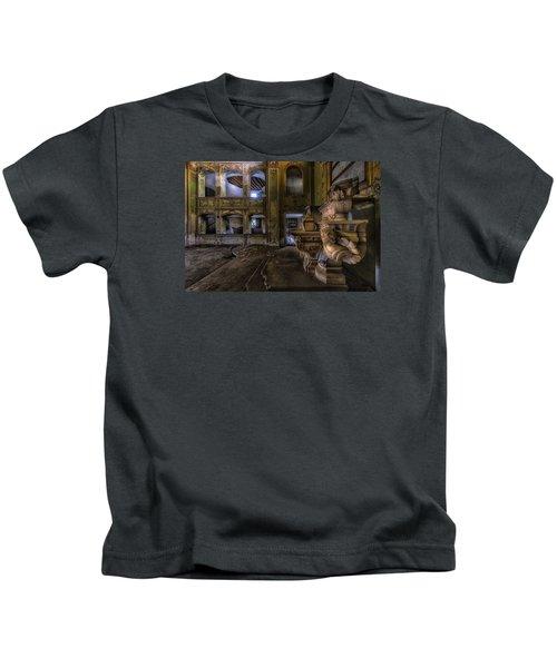 Abandoned Chapel Of An Important Liguria Family II - Cappella Abbandonata Di Famiglia Ligure 2 Kids T-Shirt