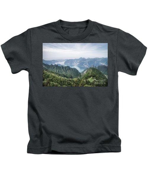 Above The Silver Lake Kids T-Shirt