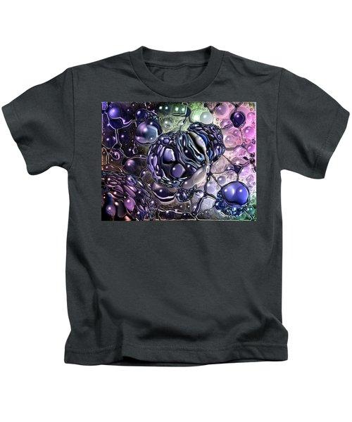 Cancer Killing Microbe Kids T-Shirt